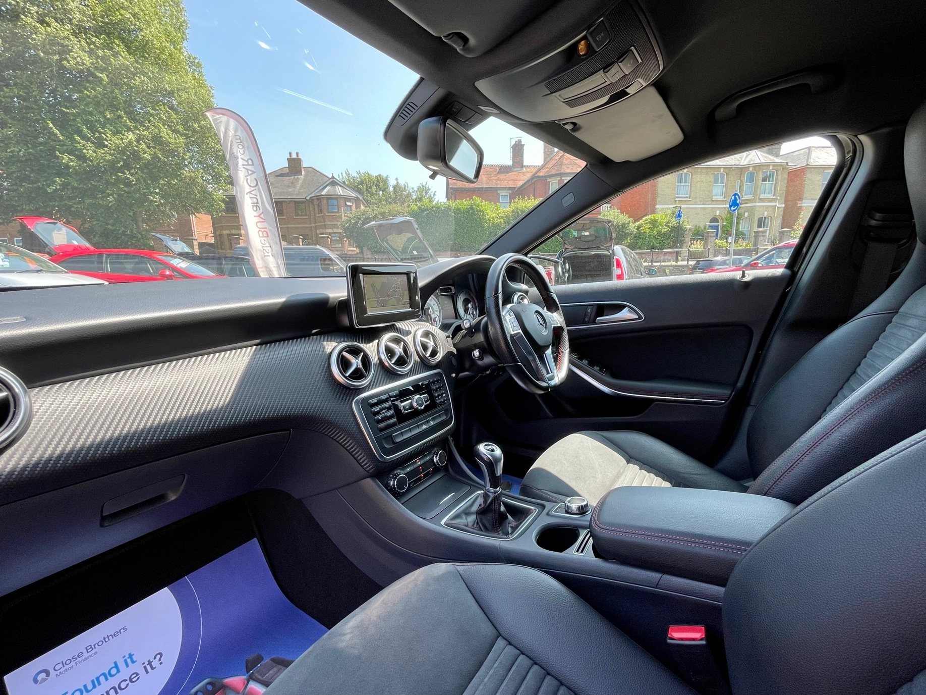 Car For Sale Mercedes A Class - WJ65XHF Sixers Group Image #6