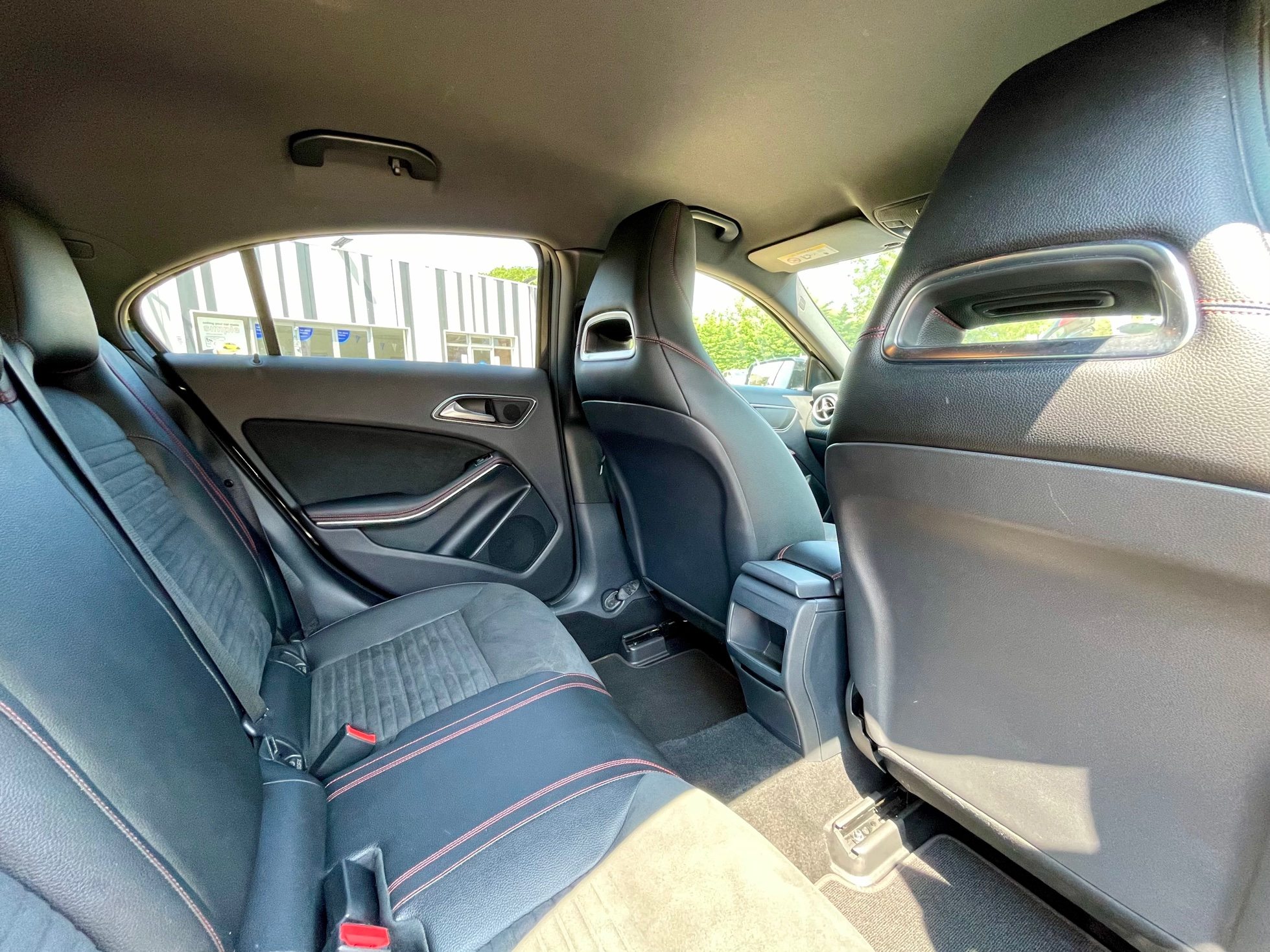 Car For Sale Mercedes A Class - WJ65XHF Sixers Group Image #7