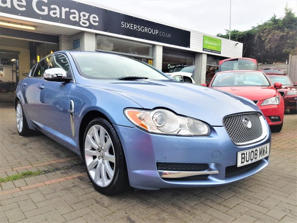 Image of Jaguar XF Used Car For Sale on the Isle of Wight for Vehicle 7315