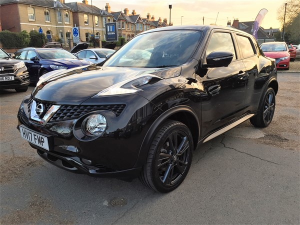 Image of Nissan Juke Used Car For Sale on the Isle of Wight for Vehicle 7319