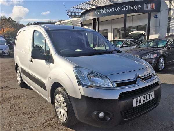 Image of Citroen Berlingo Used Car For Sale on the Isle of Wight for Vehicle 7321