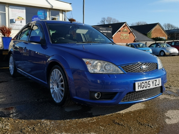 Image of Ford Mondeo Used Car For Sale on the Isle of Wight for Vehicle 7322