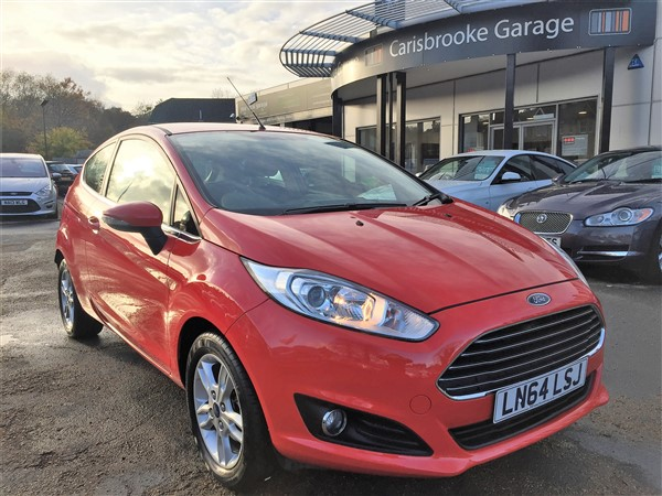 Image of Ford Fiesta Used Car For Sale on the Isle of Wight for Vehicle 7324