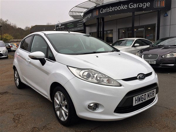 Image of Ford Fiesta Used Car For Sale on the Isle of Wight for Vehicle 7325