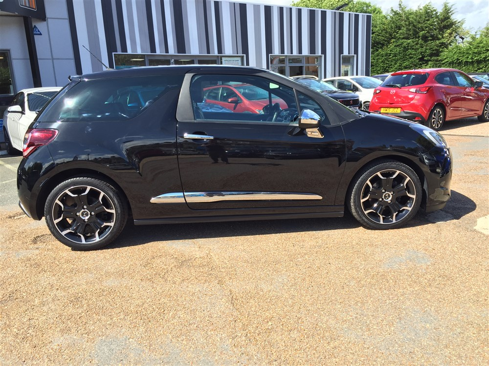 Car For Sale DS DS 3 - HN65CWX Sixers Group Image #1
