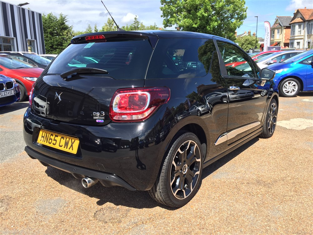 Car For Sale DS DS 3 - HN65CWX Sixers Group Image #2
