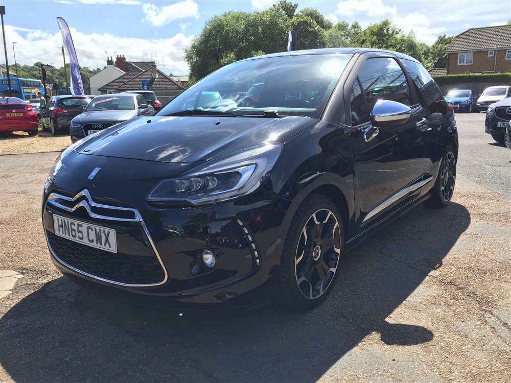 Car For Sale DS DS 3 - HN65CWX Sixers Group Image #6