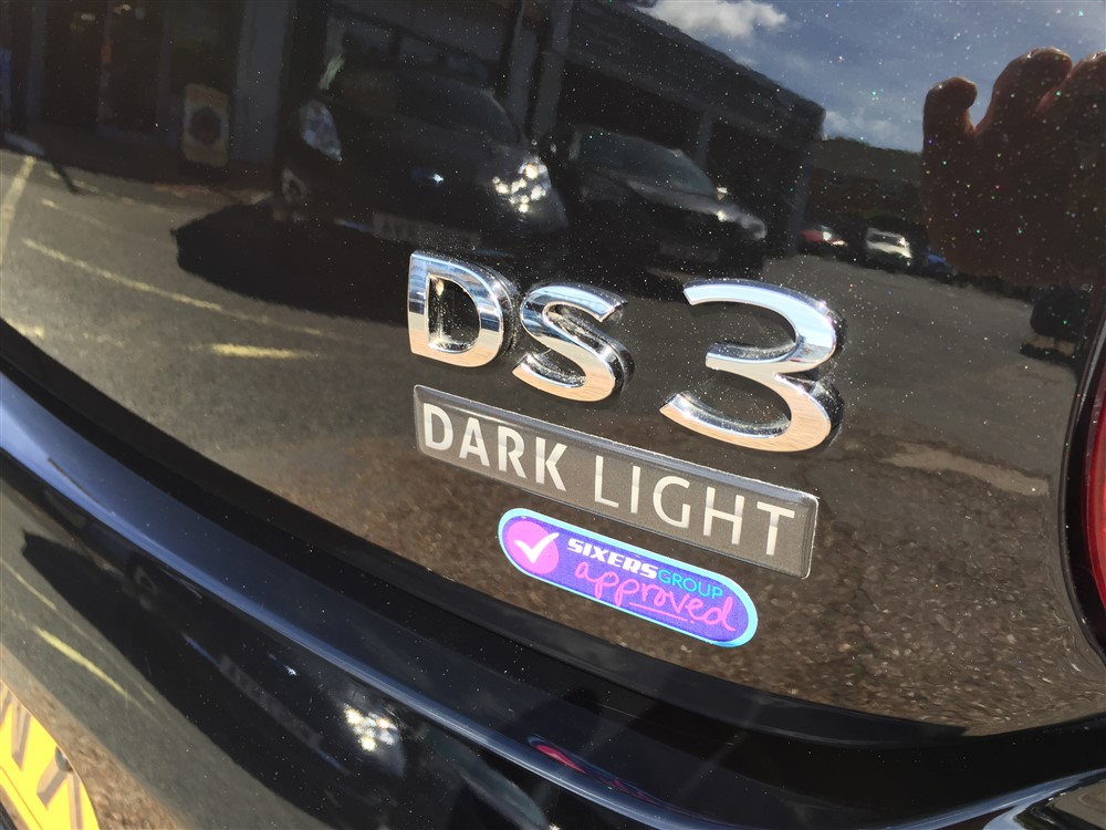 Car For Sale DS DS 3 - HN65CWX Sixers Group Image #26