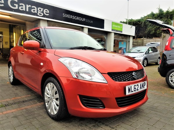 Image of Suzuki Swift Used Car For Sale on the Isle of Wight for Vehicle 7331