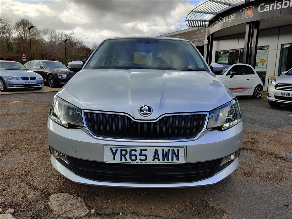 Car For Sale Skoda Fabia - YR65AWN Sixers Group Image #7