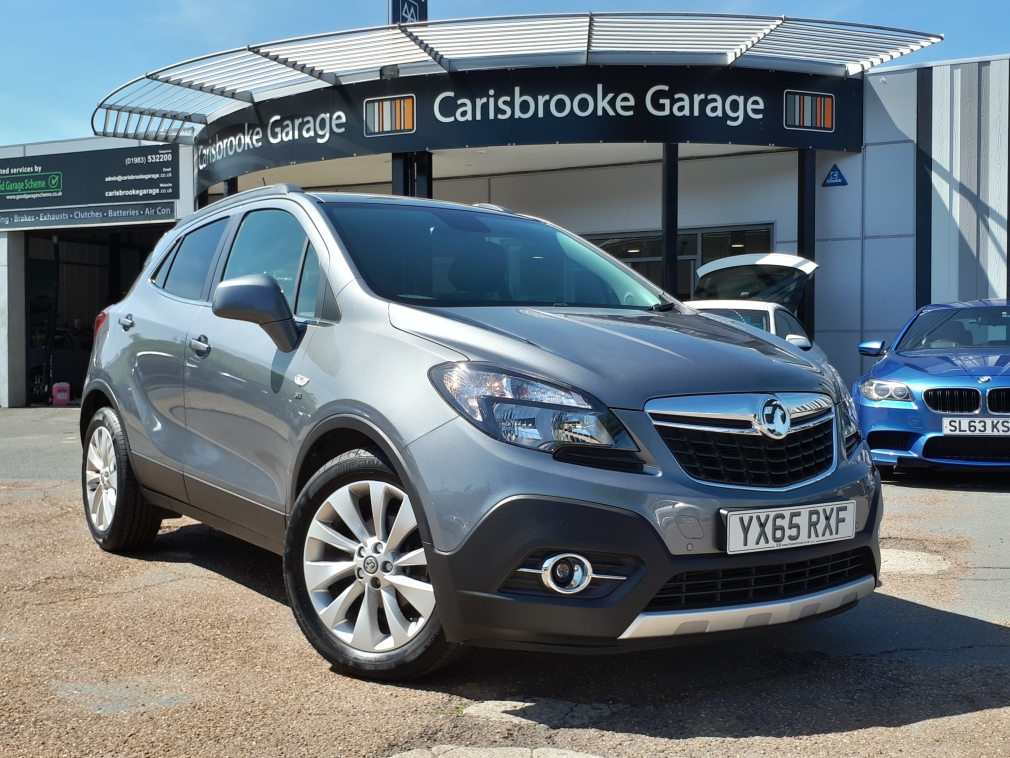Car For Sale Vauxhall Mokka - YX65RXF Sixers Group Image #0