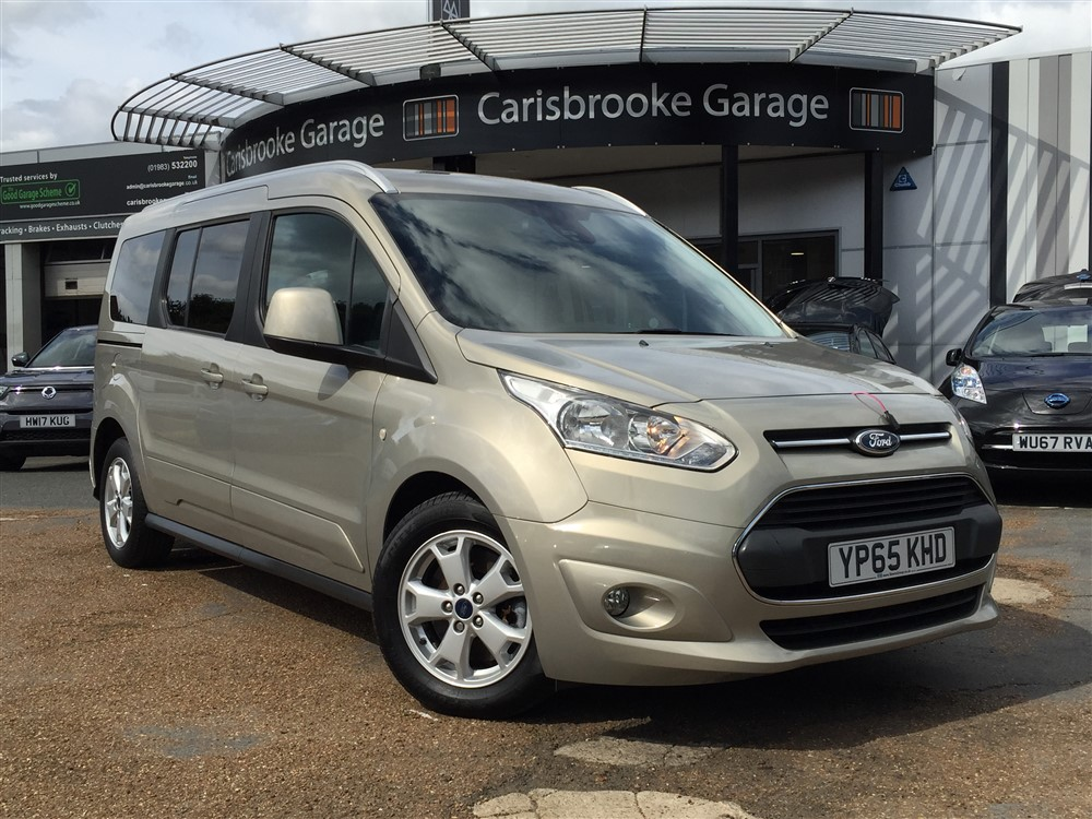 Image of Ford Grand Tourneo Connect Used Car For Sale on the Isle of Wight for Vehicle 7336