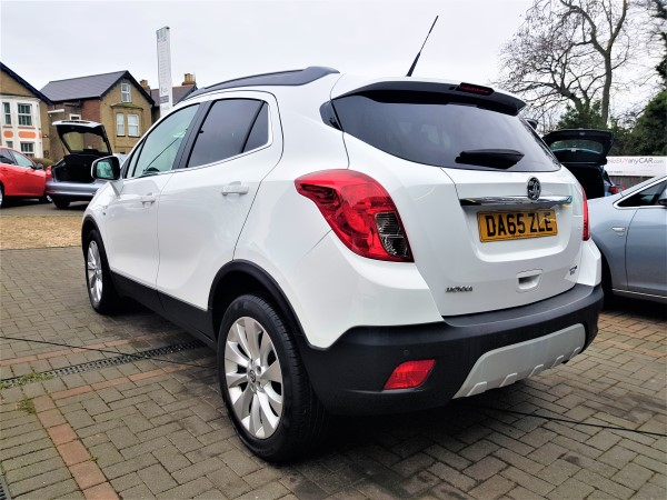 Image of Vauxhall Mokka Used Car For Sale on the Isle of Wight for Vehicle 7337