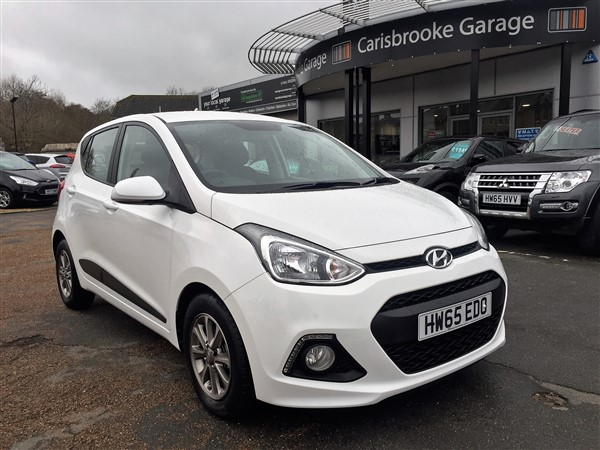 Image of Hyundai I-10 Used Car For Sale on the Isle of Wight for Vehicle 7344
