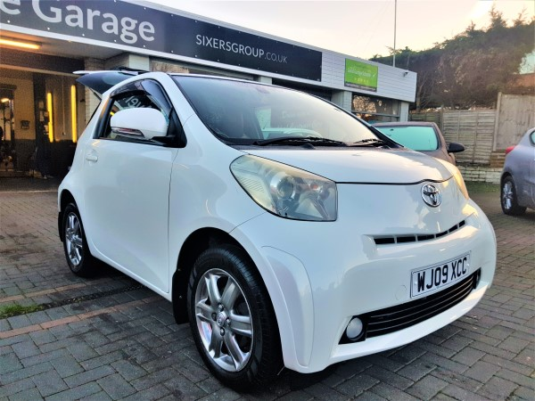Image of Toyota IQ Used Car For Sale on the Isle of Wight for Vehicle 7347
