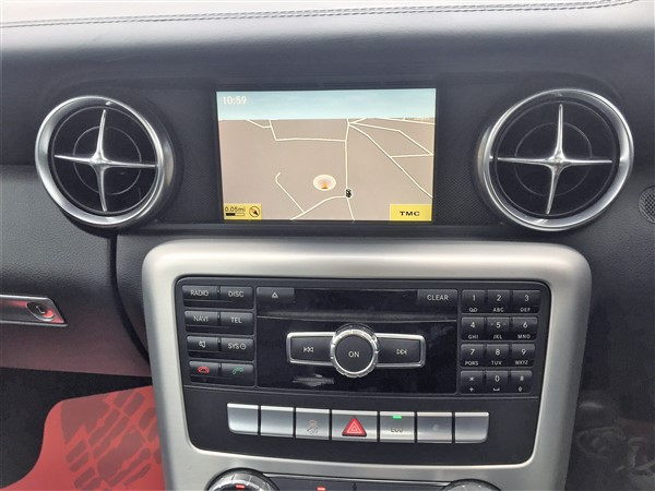 Image of Mercedes SLK 200 Used Car For Sale on the Isle of Wight for Vehicle 7357