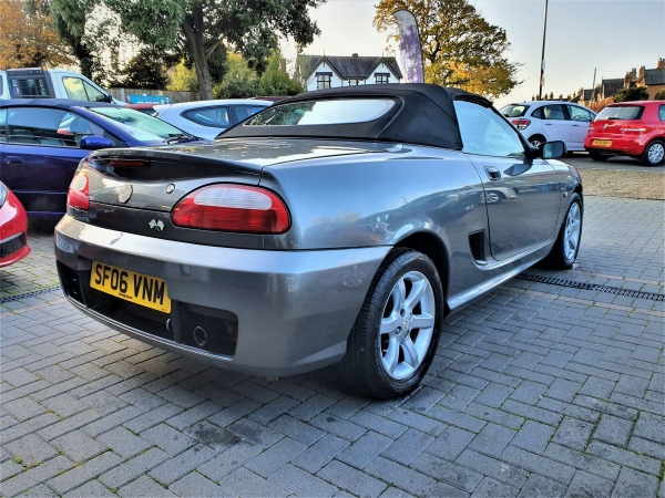 Image of MG MG TF Used Car For Sale on the Isle of Wight for Vehicle 7360