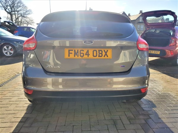 Image of Ford Focus Used Car For Sale on the Isle of Wight for Vehicle 7364