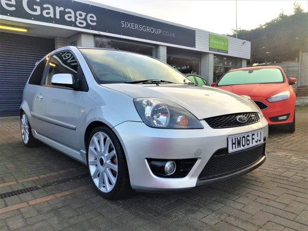 Image of Ford Fiesta Used Car For Sale on the Isle of Wight for Vehicle 7365