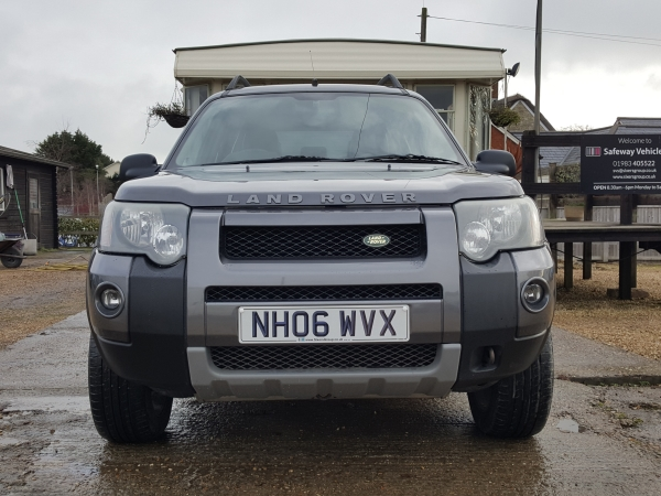 Used Car Land Rover Freelander For Sale On The Isle Of