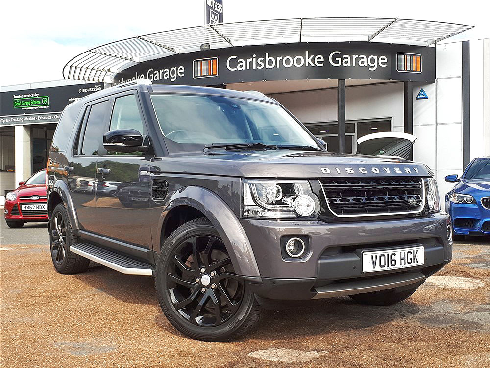 Image of Land Rover Discovery 4 Used Car For Sale on the Isle of Wight for Vehicle 7387
