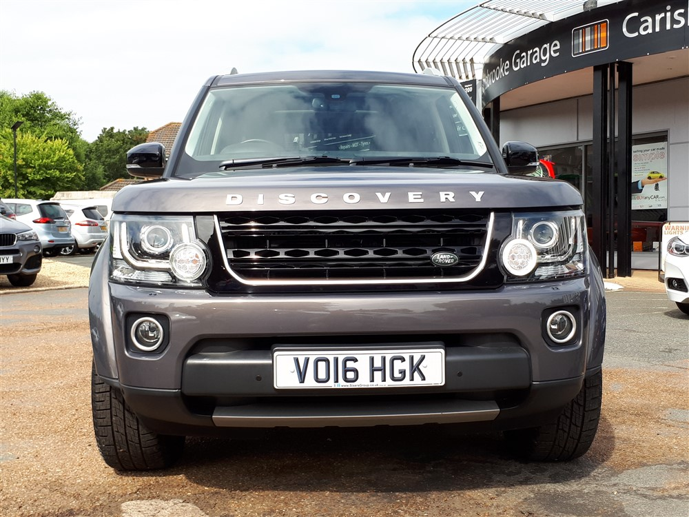 Car For Sale Land Rover Discovery 4 - VO16HGK Sixers Group Image #7