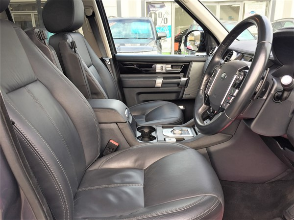 Car For Sale Land Rover Discovery 4 - VO16HGK Sixers Group Image #9