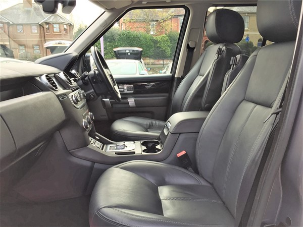 Car For Sale Land Rover Discovery 4 - VO16HGK Sixers Group Image #12