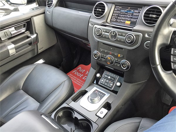 Car For Sale Land Rover Discovery 4 - VO16HGK Sixers Group Image #20