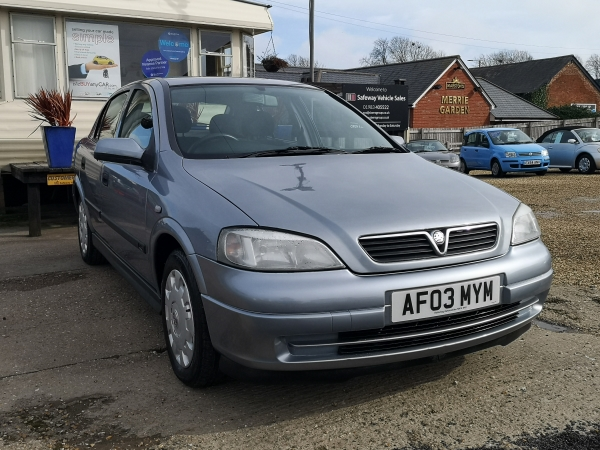 Image of Vauxhall Astra Used Car For Sale on the Isle of Wight for Vehicle 7388