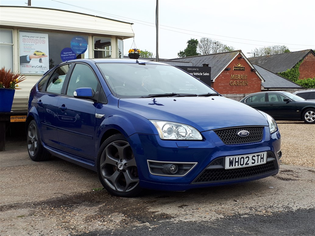 Image of Ford Focus Used Car For Sale on the Isle of Wight for Vehicle 7391