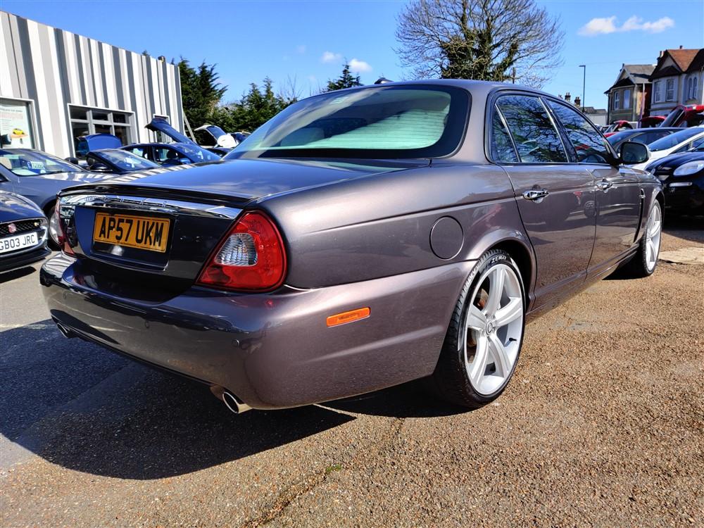 Car For Sale Jaguar XJ - AP57UKM Sixers Group Image #2