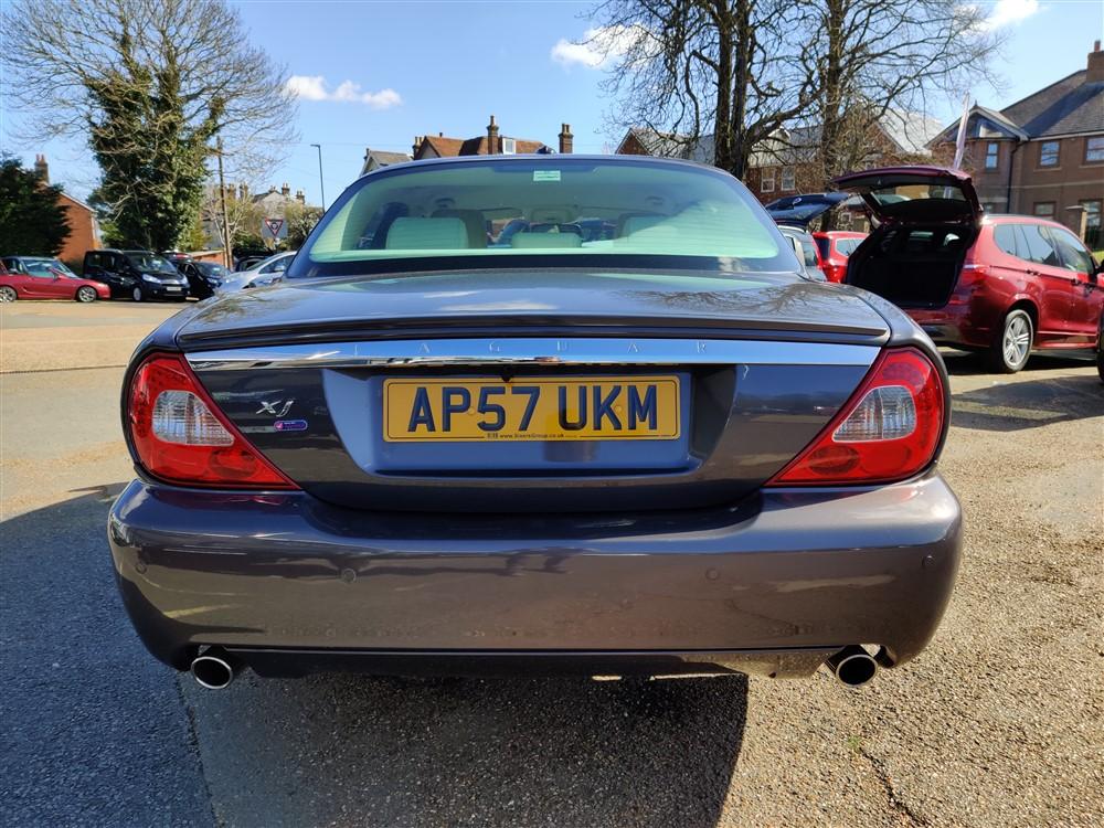 Car For Sale Jaguar XJ - AP57UKM Sixers Group Image #3