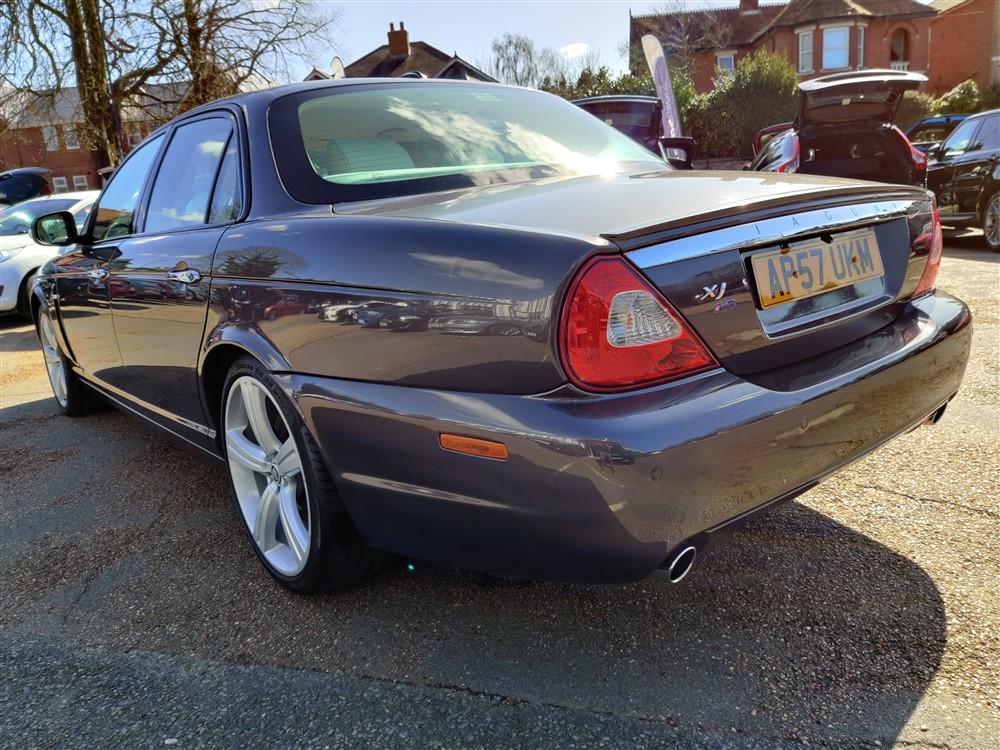 Car For Sale Jaguar XJ - AP57UKM Sixers Group Image #4