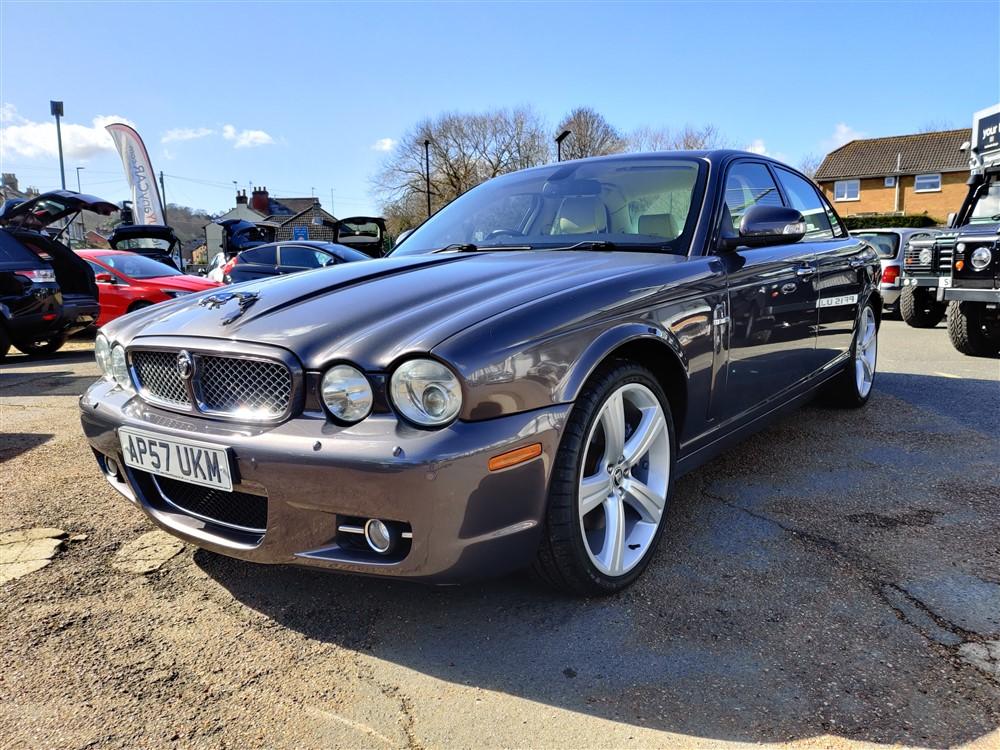 Car For Sale Jaguar XJ - AP57UKM Sixers Group Image #6
