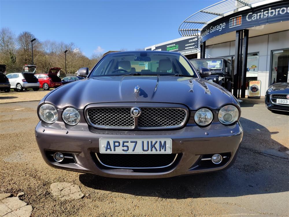 Car For Sale Jaguar XJ - AP57UKM Sixers Group Image #7