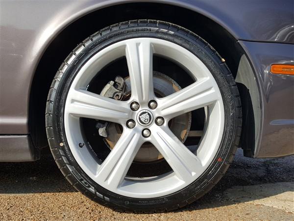 Car For Sale Jaguar XJ - AP57UKM Sixers Group Image #8