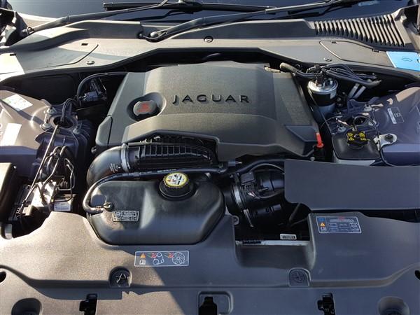 Car For Sale Jaguar XJ - AP57UKM Sixers Group Image #9