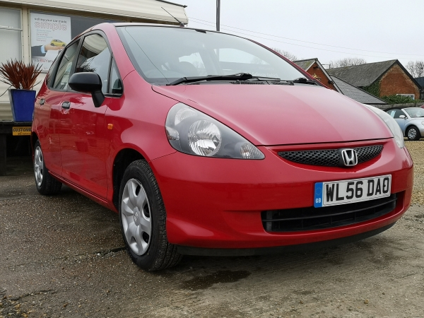 Image of Honda Jazz Used Car For Sale on the Isle of Wight for Vehicle 7400