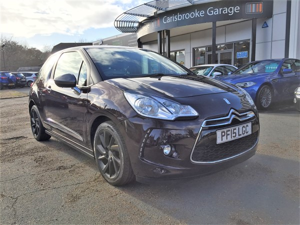 Image of DS DS 3 Used Car For Sale on the Isle of Wight for Vehicle 7402