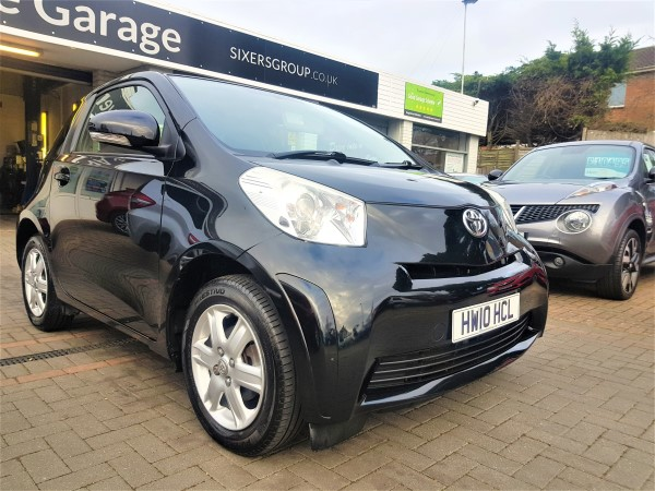 Image of Toyota IQ Used Car For Sale on the Isle of Wight for Vehicle 7419