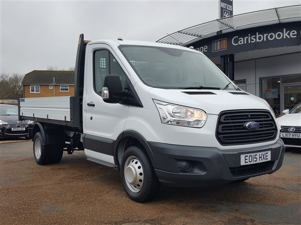 Image of Ford Transit Used Car For Sale on the Isle of Wight for Vehicle 7424