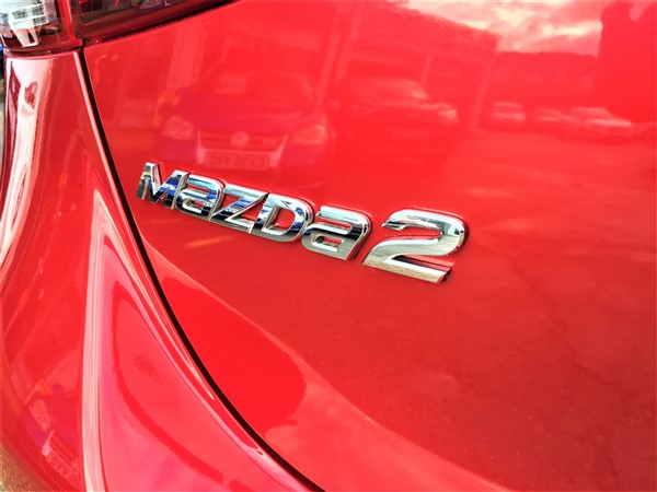 Image of Mazda 2 Used Car For Sale on the Isle of Wight for Vehicle 7430