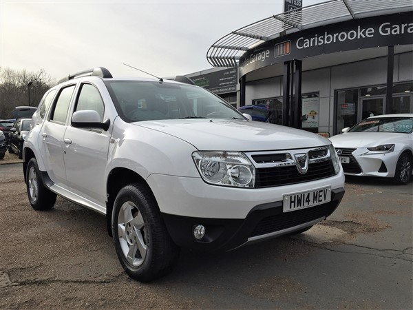Image of Dacia Duster Used Car For Sale on the Isle of Wight for Vehicle 7432
