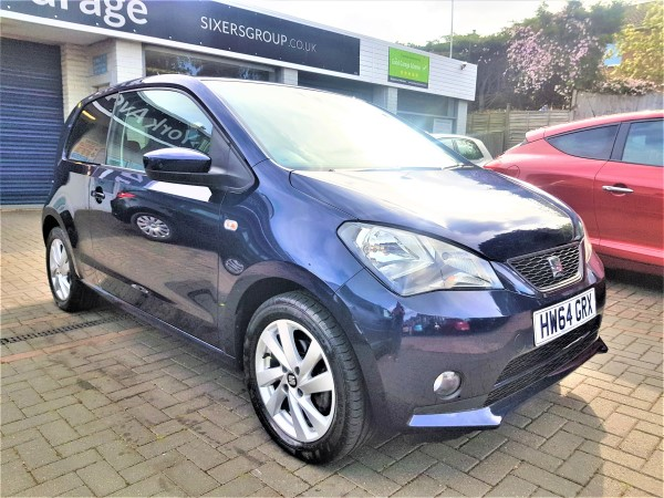 Image of Seat Mii Used Car For Sale on the Isle of Wight for Vehicle 7433