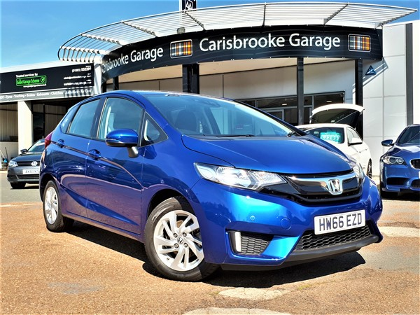 Image of Honda Jazz Used Car For Sale on the Isle of Wight for Vehicle 7434