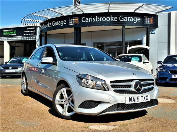 Image of Mercedes A200 Used Car For Sale on the Isle of Wight for Vehicle 7437