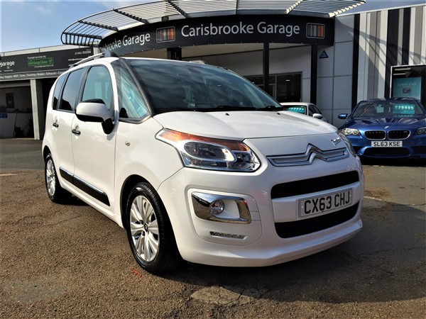 Image of Citroen C3 Picasso Used Car For Sale on the Isle of Wight for Vehicle 7442