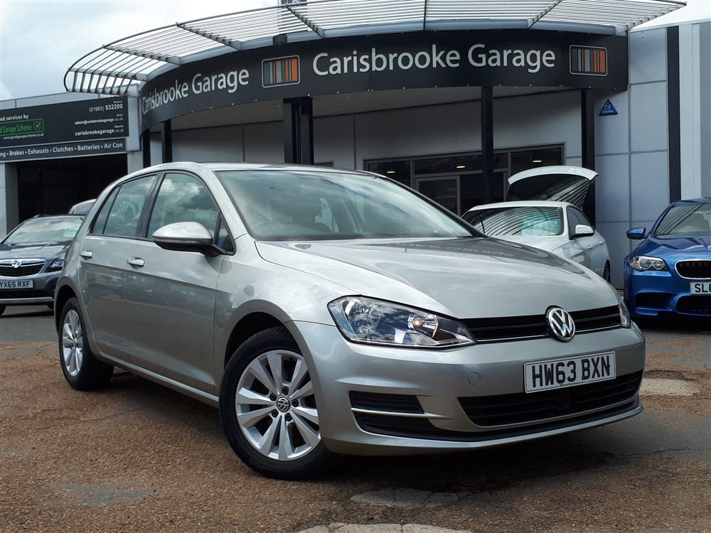 Image of Volkswagen Golf Used Car For Sale on the Isle of Wight for Vehicle 7446
