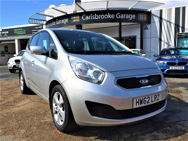 Image of Kia Venga 2 Used Car For Sale on the Isle of Wight for Vehicle 7449